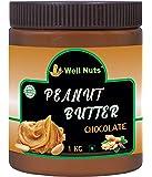 Well Nuts Chocolate Peanut Butter Gluten Free 1 kg