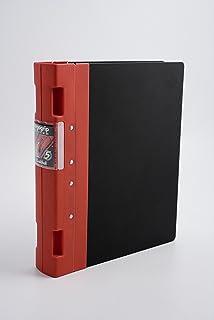 rosso 4533Z Guildhall-Raccoglitore GLX Ergogrip colore