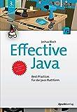 Effective Java: Best Practices für die Java-Plattform
