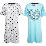 Camisetas de manga corta para mujer, diseño de mariposas y corazones