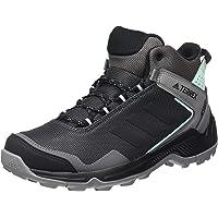 adidas Terrex EASTRAIL Mid GTX W, Scarpe da Trekking Donna, Grey Four f17/core Black/Clear Mint, 37 1/3 EU
