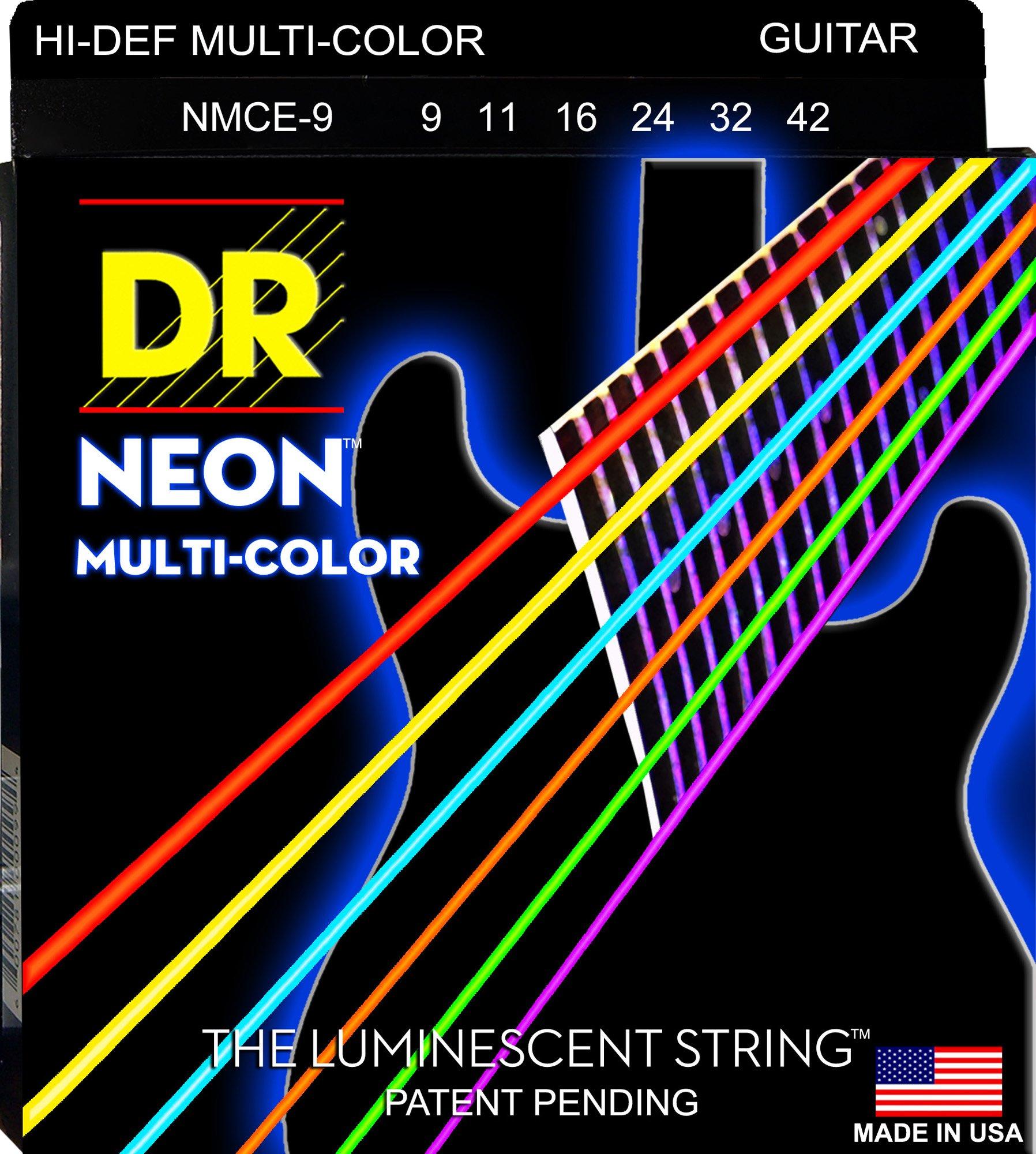 DR Handmade Strings Accessori chitarra e basso Muta corde MCE-9