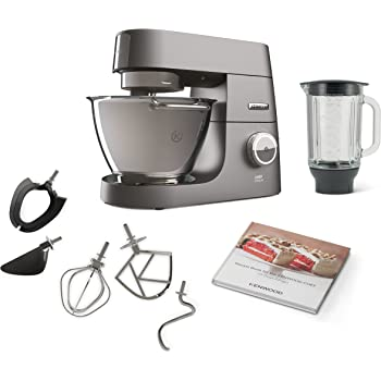 Kenwood km086 cooking chef robot da cucina colore silver casa e cucina - Robot da cucina kenwood cooking chef ...