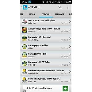 Amfmph Amfm Philippines Amazonde Apps Für Android