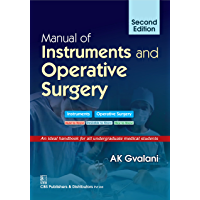 Manual of Instruments and Operative Surgery