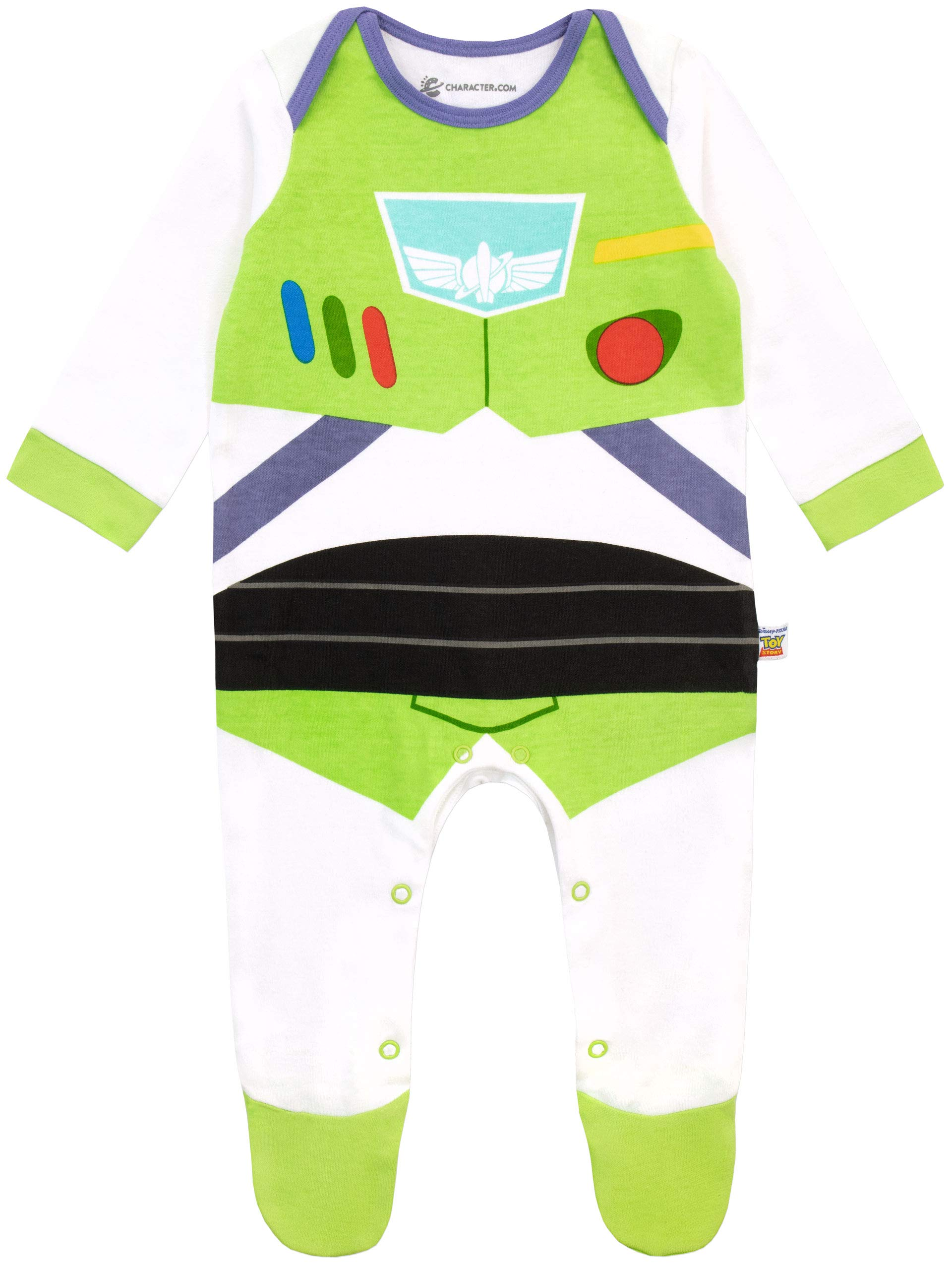 Disney Pijama Entera para Niños Bebés Toy Story Buzz Lightyear 1