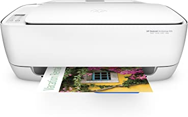HP Deskjet 3636 Multifunktionsdrucker (Instant Ink, WLAN Drucker, Scanner, Kopierer, AirPrint)