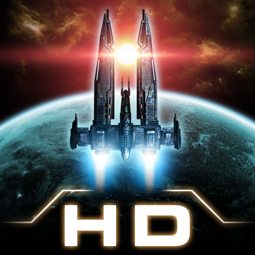Fliegen Ende (Galaxy on Fire 2 HD)