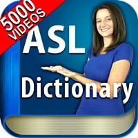 ASL Dictionary HD American Sign Language