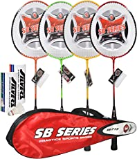 Silver's SB 719 Combo 2 Badminton Racquet