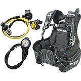 Cressi Tauch Start Scuba Diving Set - Cressi: Italian Quality Since 1946