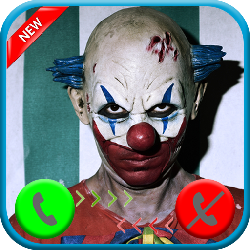 A real live call from scary clown killer - Free fake phone call ID PRO - 2018 - ()