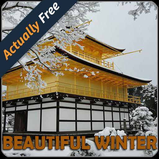 Schöne Sammlung (Schöne Winter Wallpaper-Sammlung, extrem einfach zu bedienen, keine Werbung)