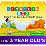 Einstein Box for 3 Year Old Kids | Toys for Kids 3 Years | Baby Boys & Girls, Learning and Educational Gift Pack of Toys, Gam
