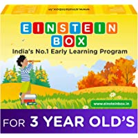 Einstein Box for 3 Year Old Kids | Toys for Kids 3 Years | Baby Boys & Girls, Learning and Educational Gift Pack of Toys…