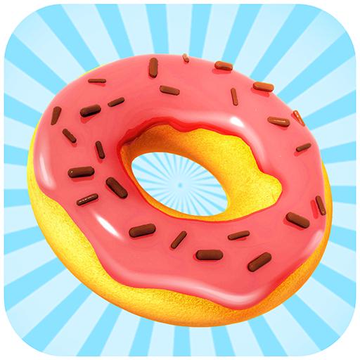 Krapfen und Donuts Köstlicher - Kochen Spiel Nur leckere Krapfen werden in diesem köstlichen Kochspiel gemacht! - Reinigen Milch