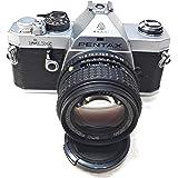 Pentex MX SLR 35mm Film Camera with Lens 50mm 1:1.4