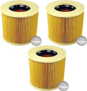 A 2654 Me 2x Patronen-Filter für Kärcher A 2604