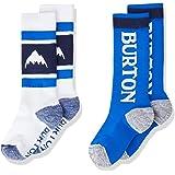 Burton Weekend Midweight calcetines de snowboard Unisex niños