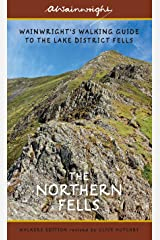 The Northern Fells:Wainwright's Illustrated Walking Guide to the Lake District Book 5 (Wainwright Walkers Edition) Kindle Edition