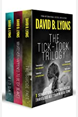 The Tick-Tock Trilogy: Three sensational psychological thrillers Kindle Edition