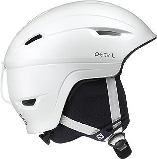 fabe43795fc Salomon Damen Pearl 4D Ski- und Snowboardhelm, In-Mold-Schale, EPS