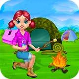 Cámping vacaciones niños : juegos de campamento de verano y actividades de acampar en este juego para niños y niñas - GRATIS