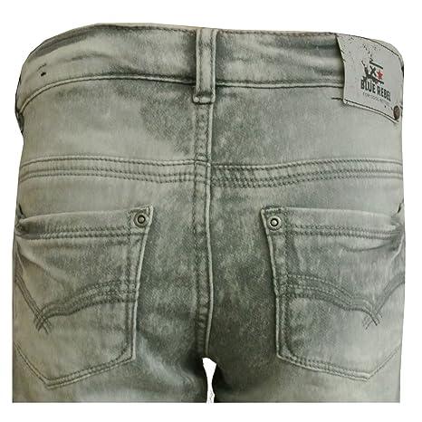 Blue Rebel - Girls Short Trousers Shorty, Gray - 7132017 - 176Grau:  Amazon.co.uk: Clothing
