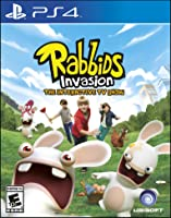 Ubisoft Rabbids Invasion for PlayStation 4