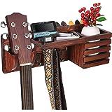 Asmuse support guitare Crochet multifonctionnel avec support d'élément Support de sélection de guitare 3 crochets adaptés pou