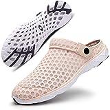 Men Women Mesh Slippers Breathable Garden Clogs Summer Beach Sandals Slipper Shoes Size 36-48