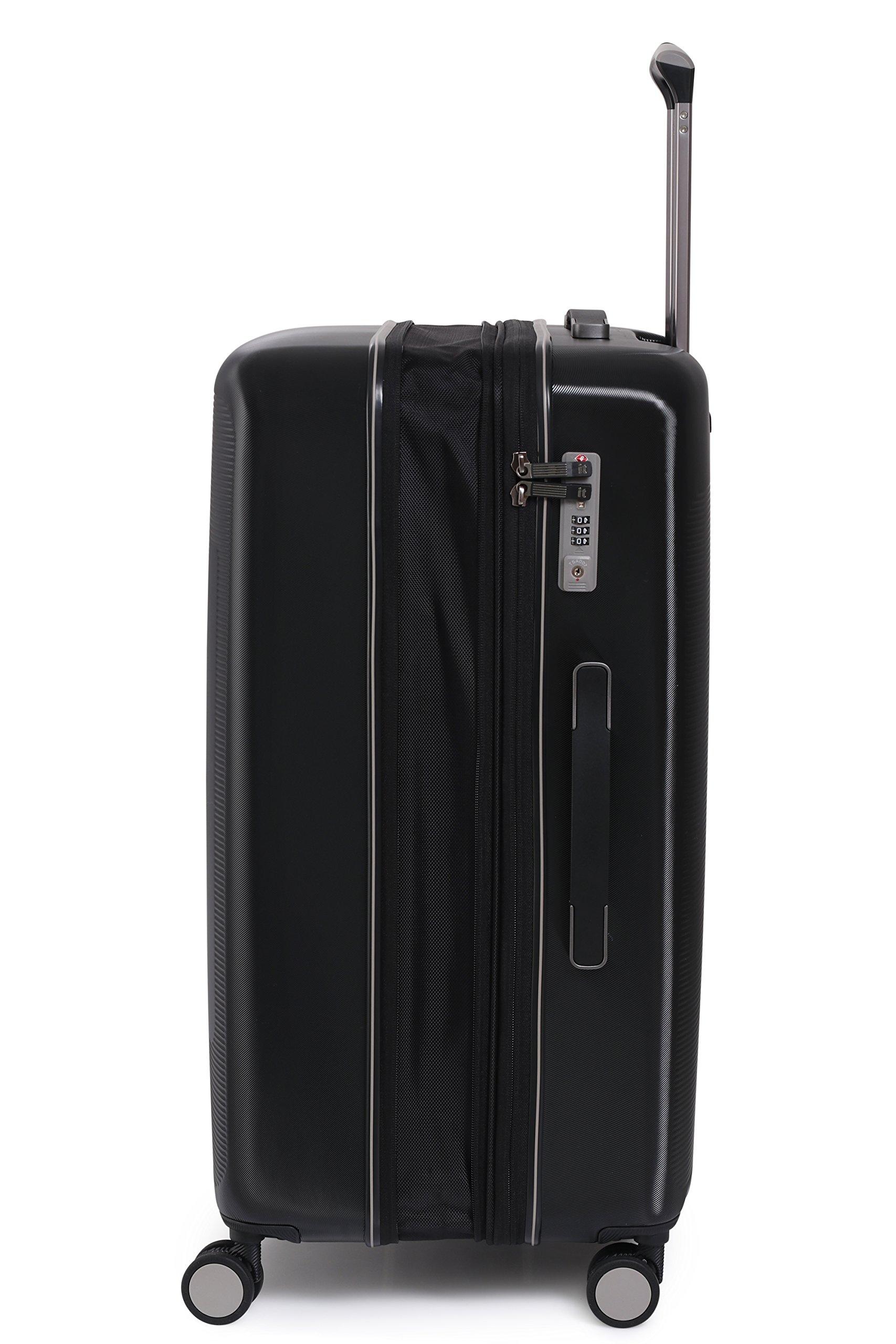 0234826868 It Luggage Signature 8 Wheel Hard Shell Single Expander Suitcase with TSA  lock