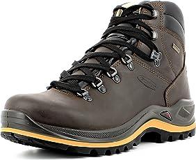 Grisport Unisex Schuhe Herren und Damen aus der Ranger Linie, Trekking- und Wanderstiefel aus hochwertigem Leder, Membrankonstruktion und Vibramsohle