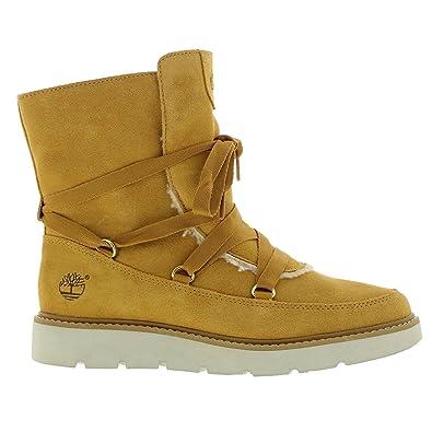 Timberland Kenniston WL Yellow Suede , Boots Fourrées Femme (41 EU)  Amazon.fr Chaussures et Sacs