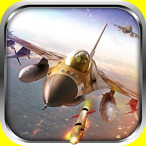 F16 vs F18 Dogfight Attacco aereo Combat Flighting Survival Hero Force Gioco: F16 Flight Pilot Jet Fighter Air Attack Adventure Simulator Emozionante gioco di azione 3D