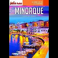 MINORQUE 2019 Carnet Petit Futé (Carnet de voyage)