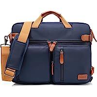CoolBELL umwandelbar Aktentasche Messenger Bag Umhängetasche Laptop Tasche Business Backpack Bag Multifunktions Reise…