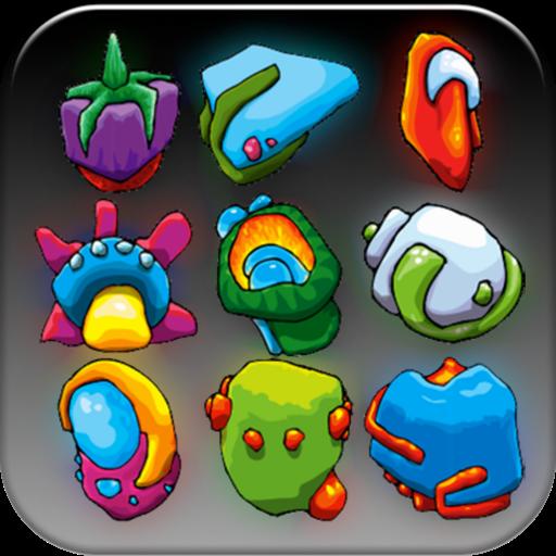 Creatures Match 3 Mania : swipe and blast monster fiends! (Crush Candy King Soda-game Von)