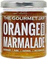 The Gourmet Jar Orange Whiskey Marmalade, 240g