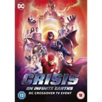 Crisis On Infinite Earths [DVD] [2020]