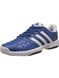 797e13e037da adidas Unisex Kids  Barricade Club Tennis Shoes
