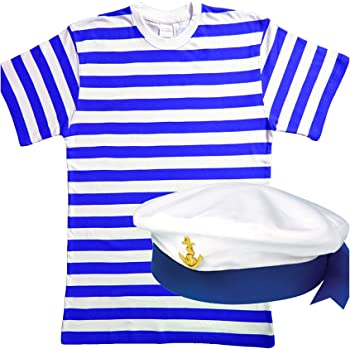 Costume Xl Da Marinaro Adulti Uniforme Net Marinaio Toys 54 txdhsrQC