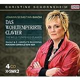 Bach : le Clavier Bien Tempéré (Intégrale)