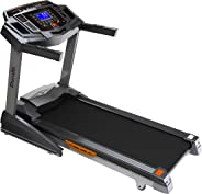 Durafit Strong Surge 2.0 HP (Peak 4.0 HP) DC Motorized Treadmill with Auto-Incline……