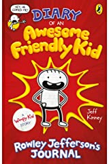 Diary of an Awesome Friendly Kid: Rowley Jefferson's Journal (Diary of a Wimpy Kid) Hardcover