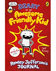 Diary of an Awesome Friendly Kid (Diary of a Wimpy Kid)