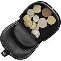 Mala Leather Odyssey Collection Leather Tray Coin Purse 4114_14m Black