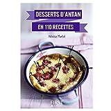 Petit Livre de - Meilleurs desserts d'antan en 110 recettes (LE PETIT LIVRE)