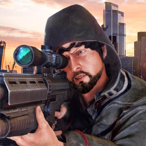 Sniper 3D Mission: Außenseiter Assassine