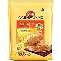 Aashirvaad Select Premium Sharbati Atta, 5kg
